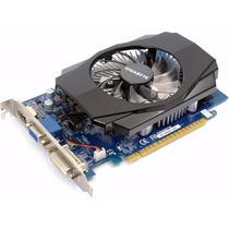 Placa De Vídeo Gigabyte Geforce Gt630 2gb Ddr3