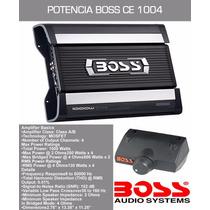 Módulo Boss Audio Ce1004 1000w 4 Canais Mosfet