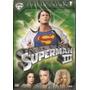 Dvd Superman 3 - Edição Premium - Novo***