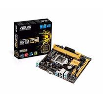 Placa Mãe Asus H81m-cs/br P/ Intel Lga1150 2xddr3/1pci-e/2sa
