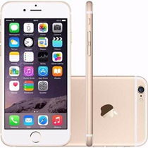 Iphone Apple 6s 16gb 4g 4,7 + Capa Lacrado Com Garantia