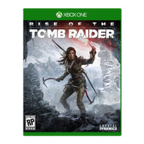 Rise Of The Tomb Raider Xbox One Pt Br Mídia Física
