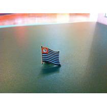 Pin Da Bandeira Do Estado De São Paulo
