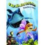 Dvd O Mar Não Está Prá Peixe - Tubarões À Vista (semi Novo)