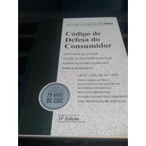 Livro Código De Defesa Do Consumidor