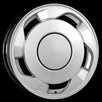 Jogo De Rodas Réplica Krmai R06 15 Vw Orbital Silver S.