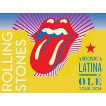 Ingresso Rolling Stones - Inteira - Rio De Janeiro - 20/02