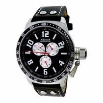 Relógio Magnum Masculino Multif. Ma32943t + Frete Grátis