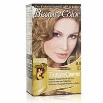 Tintura Beauty Color Kit Diversas Cores C/ 14 Unid.