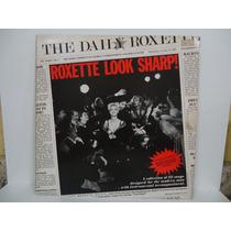 Lp Roxette- Look Sharp! 1989 - By Trekus Vintage