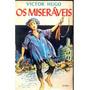 Livro Os Miseraveis Victor Hugo Editora Hemus Com 520 Pagina