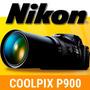 Nikon Coolpix P900 Zoom 83x Wi-fi Gps + Tripé + 32gb Class10