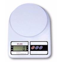 Balança Digital Eletrônica Pessa 1gr Até 10kg Cozinha Sf-400