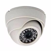 Camera Segurança Dome Infra Vermelho Lente 3.6mm