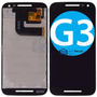 Tela Frontal Display Lcd Motorola Moto G 3 G3 Xt1543 Xt1544