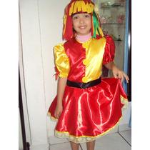 Fantasia Infantil Emilia