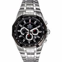 Relógio Casio Edifice Ef-540 D-1a Cronógrafo Tachymeter P