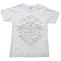 Camiseta Infantil Senhor Sr Anel Aneis Hobbit 05