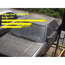 Cinto De Segurança (unidade) Mazda Protege 92/93