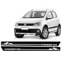 Kit Adesivo Lateral Vw Crossfox 2012/