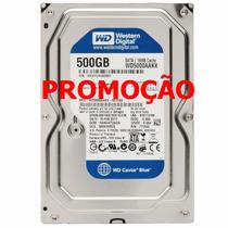 Hd Interno 500 Gb P/ Desktop
