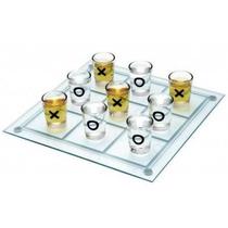 Jogo Da Velha Drink Shot Bebidas Dose 9 Copos Pronta Entrega