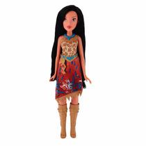 Boneca Princesa Clássica Pocahontas 27cm Hasbro