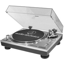 Toca Discos Audio Technica At-lp120 Usb Na Loja Magazine Som