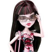 Boneca Monster High Boo York Bonecas Básicas Draculaura