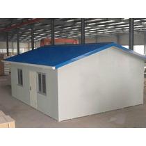 Casa Pre Fabricada De 42m² - 2 Quartos / Estrutura Em Aço