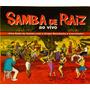 Cd Box Set Samba De Raiz Ao Vivo Novo Lacrado
