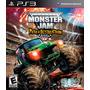 Jogo Ps3 Monster Jam Path Of Destruction Original Lacrado