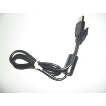 Cabo Usb Digital Sony Dsc-w180 W190 W310 W320 W330 W370 W510
