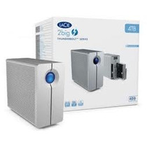 4tb Lacie 2big Thunderbolt 2-bay Hard Drive Raid (9000191)