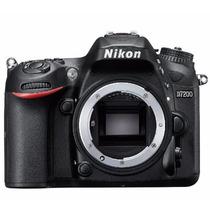 Nikon D7200 Corpo Cmos Dx De 24,1mpixel Wi-fi Gps Dslr