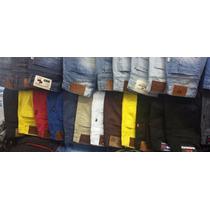 Kit Calça Jeans Atacado - Lote Com 3 Unidades