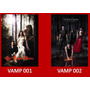 The Vampire Diaries- Caderno Personalizado 1 Matéria