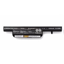 Bateria Notebook Itautec W7550 W240bubat-3 **nova** /3366