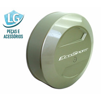 Capa Para Estepe Ecosport 2013/.. Step Box Prata Enseada