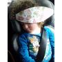 Faixa Cabeça Criança Na Cadeirinha Carro Estilingue Soninho
