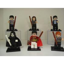 Harry Potter Lord Voldemort Hermione Granger Lego Compatível