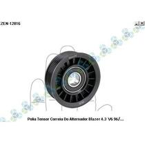 Polia Tensor Correia Do Alternador S10 Blazer 4.3 V6 96/..