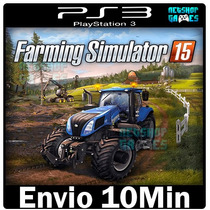 Farming Simulator 2015 15 [* Jogo Ps3 Psn Play3 Português *]