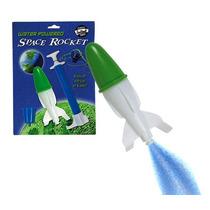 Foguete Propulsor Brinquedo Movido Ar E Água Cables Unlimite