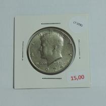 Moeda Eua Half Dollar 1974 Kennedy - Lt0781