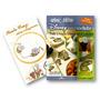 Livro Ponto Cruz Idéias E Diagramas + Revista Disney Bordado