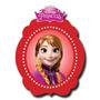 Princesas Quadro Decorativo Festa Placa Quarto Foto Painel