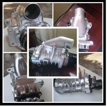 Compressor Da Turbina Fiesta Supercharger