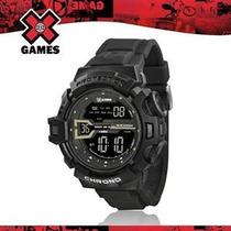 Relógio X-games Xmppd284 - Promoção - Garantia E Nota Fiscal