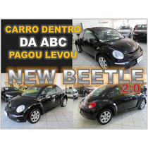 New Beetle 2.0 - Ano 2009 - Financiamento Sem Burocracia